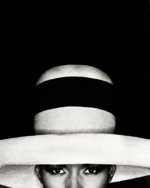Grace Jones in Hat, Los Angeles