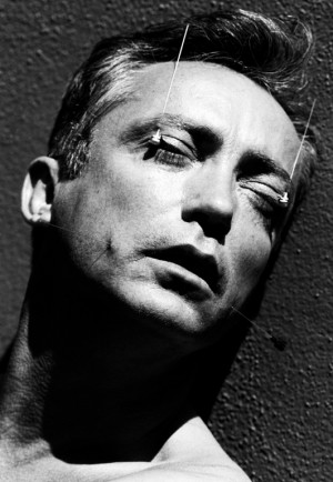 Udo Kier, Los Angeles, 1993